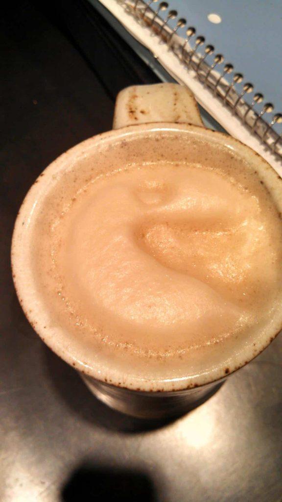 Pac Man Beer Foam Art