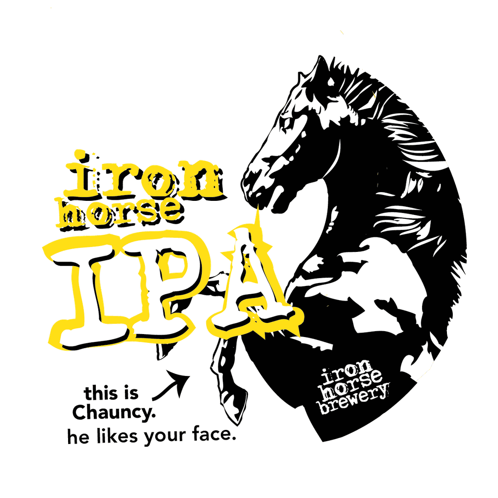 Chauncy the IPA Horse