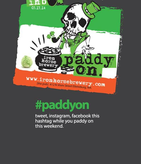 PaddyOn Iron Horse Brewery