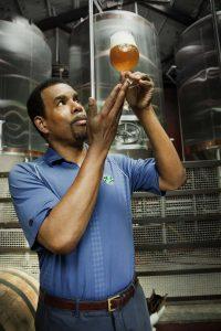 Garrett Oliver, Brewmaster at Brooklyn Brewery.