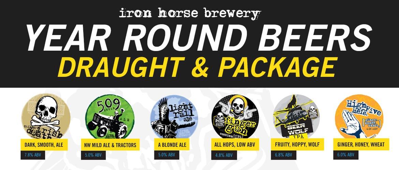 IHB Year Round Beer