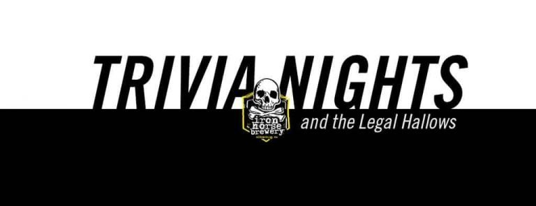 Iron Horse Brewery Trivia Nights