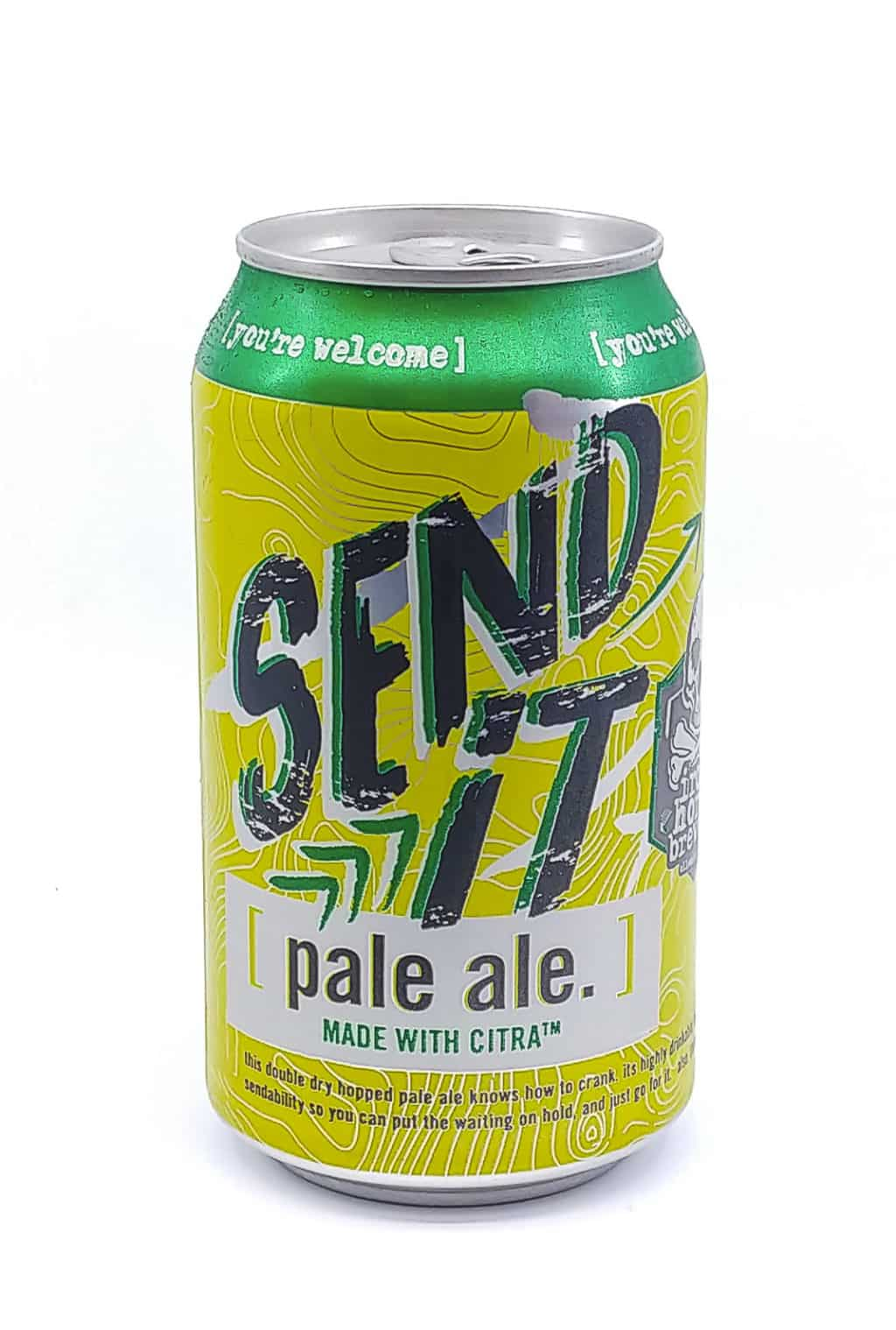 Send It Pale Ale by Iron Horse Brewery