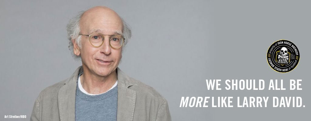 we should all be more like larry david