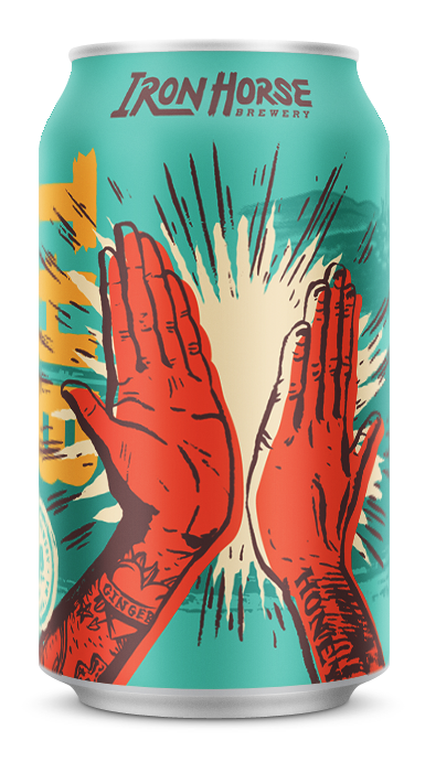 High Five Hefe 12 oz Can