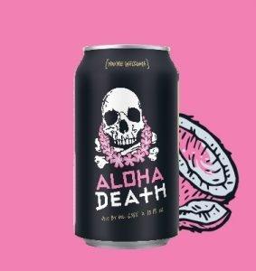 Aloha Death Card