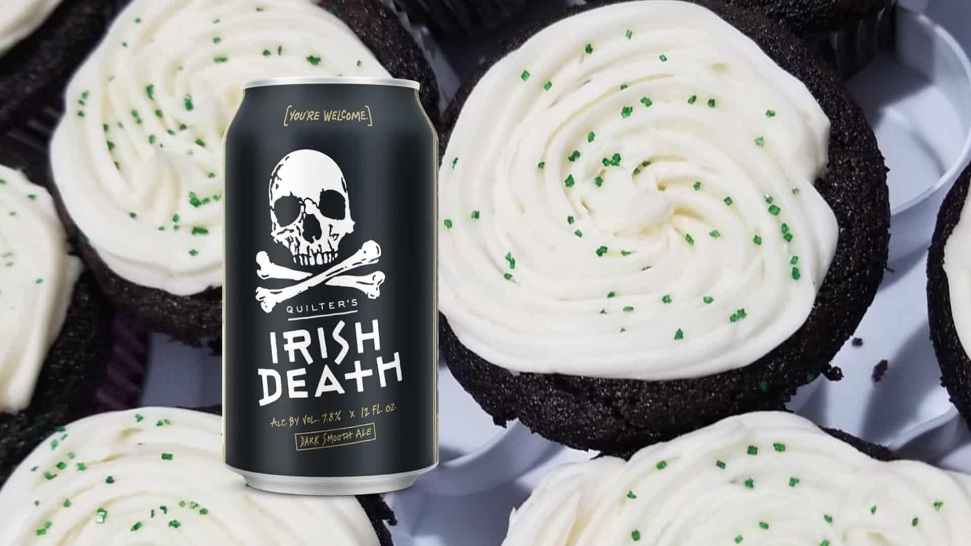 Irish Death Cupcakes